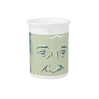 Martin O'Malley Governor Maryland Drink Pitcher