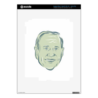 Martin O'Malley Governor Maryland iPad 3 Decals