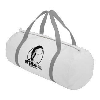 Martin O'Malley is my Homeboy Gym Duffle Bag