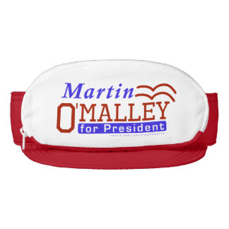 Martin O'Malley President 2016 Election Democrat Visor