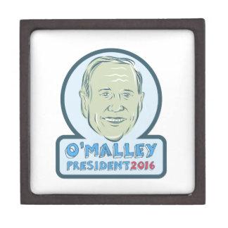 Martin O'Malley President 2016 Gift Box