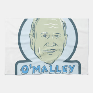 Martin O'Malley President 2016 Towels
