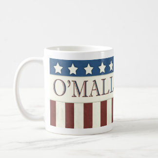 Martin O'Malley President 2016 Stars and Stripes Coffee Mug