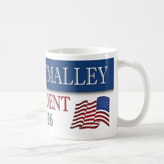 Martin O'Malley President 2016 USA Flag Classic White Coffee Mug