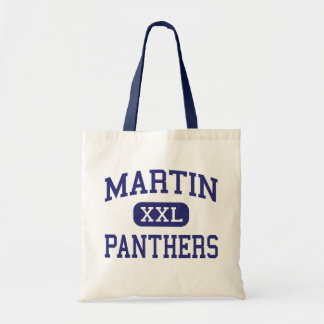 Martin Panthers Middle Martin Tennessee Tote Bag