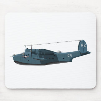 Martin PBM-3 Mariner 439439 Mouse Pad