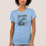 Martín pescador con los iris, Hokusai, 1834 Camisetas