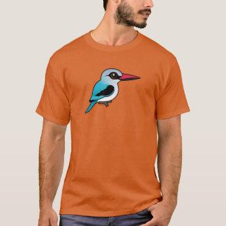 Martín pescador del arbolado de Birdorable Playera
