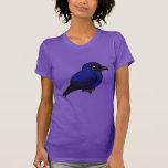 Martin púrpura camiseta