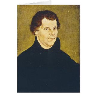 Martin reformista protestante Luther de L Cranach Felicitaciones