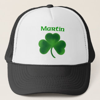 Martin Shamrock Trucker Hat