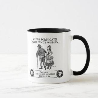 Martin Van Buren 1836 Campaign Mug
