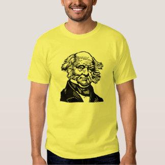 """Martin Van Buren """"8"""" camiseta Poleras"""
