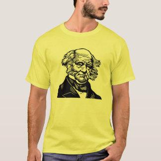 """Martin Van Buren """"8"""" Tee"""