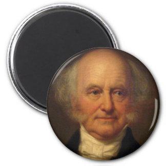 Martin Van Buren 8th President Magnet