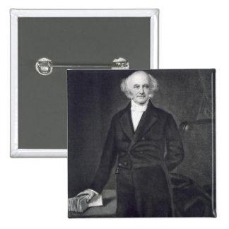 Martin Van Buren 8vo presidente del Stat unido Pins