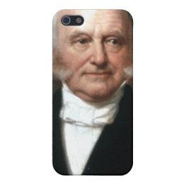 Martin Van Buren Case For iPhone SE/5/5s