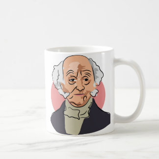 Martin Van Buren Coffee Mug