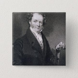 Martin Van Buren, engraved by E. Wellmore (engravi Button