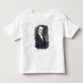 Martin Van Buren, engraved by E. Wellmore (engravi Toddler T-shirt