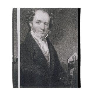 Martin Van Buren grabado por E Wellmore engravi