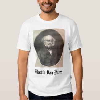 Martin Van Buren Playera