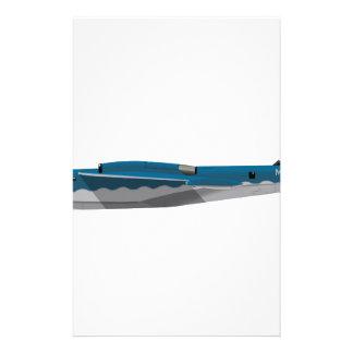 Martin YP6-M Sea Master Stationery Design