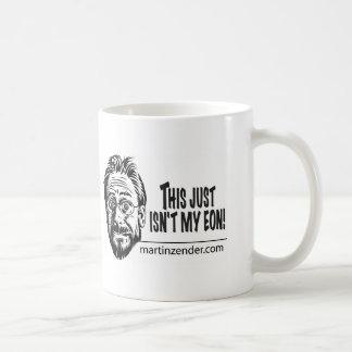Martin Zender Coffee Mug