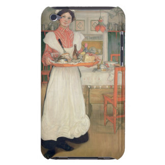 Martina Carrying Breakfast on a Tray, 1904 iPod Touch Case