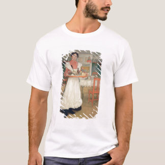 Martina Carrying Breakfast on a Tray, 1904 T-Shirt