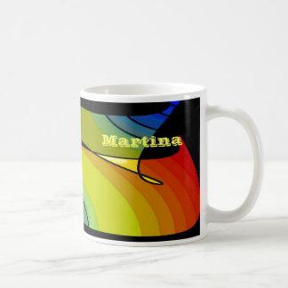 Martina's mug