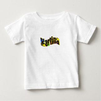 Martina's t-shirt