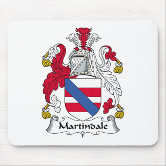Martindale Family Crest Mouse Pad
