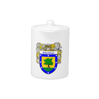 Martinez Coat of Arms/Family Crest