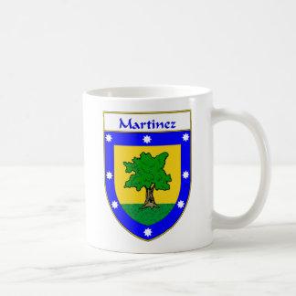 Martinez Coat of Arms/Family Crest: Coffee Mug