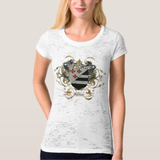 Martinez Coat of arms T-Shirt
