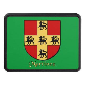 Martinez Family Shield Hitch Cover