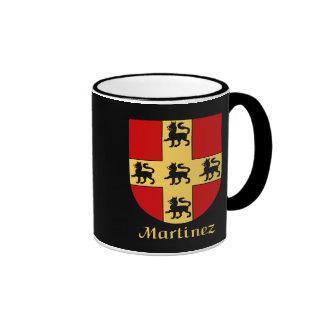 Martinez Family Shield Mug