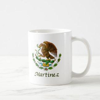 Martinez Mexican National Seal Coffee Mug