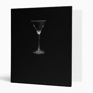 martini 3 ring binder