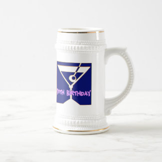 Martini 90th Birthday Gifts 18 Oz Beer Stein