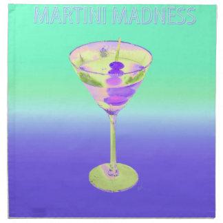 martini 9 napkins