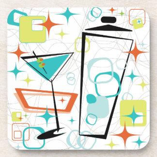 Martini A Go-Go! Drink Coaster