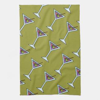 MARTINI BAR TOWELS