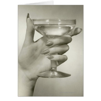 Martini Cards