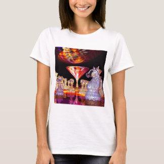 Martini Chess T-Shirt