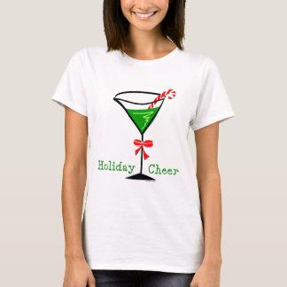 Martini Christmas T-shirt