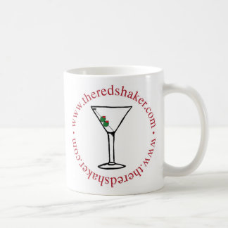 martini circle mug
