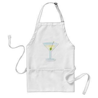 Martini Cocktail Apron