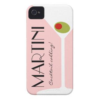 Martini Cocktail iPhone 4/4S Case-Mate Case